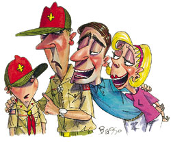 Boy Scout Image -- Opinionated Parents