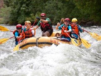 Boy Scout Image -- Rogue River