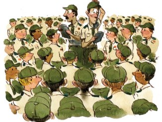 Boy Scout Image -- Troop Growth