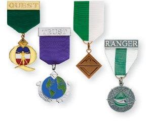 Boy Scout Image -- Venture Awards