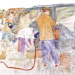 Boy Scouts Image -- Carwash