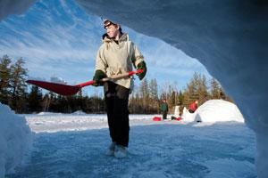 Northern Tier Polar Dome
