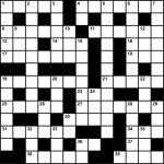 Council-Crossword-Blank