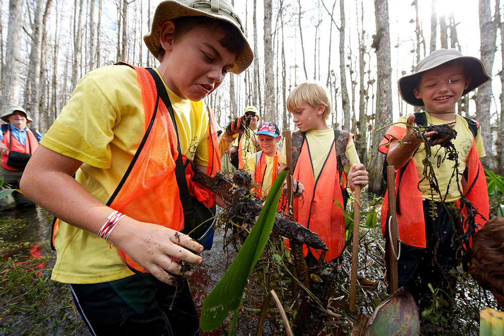 Research proves that Scouting builds character in youth