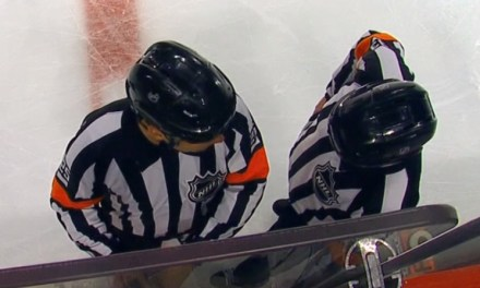 Tonight's NHL Playoff Referees – Rangers/Canadiens Game 3