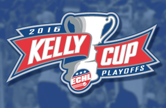 ECHL Announces Referees and Linesmen for Kelly Cup Final