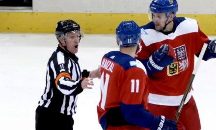 Mic'd Up: Referee Kelly Sutherland at Europe/Czech Republic
