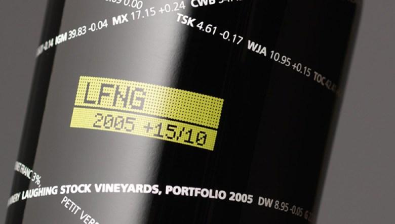 "GOODS | Laughing Stock Celebrates 10th Vintage Of Their Flagship ""Portfolio"" Wine"