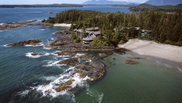 Pointe Restaurant at the Wickaninnish Inn, The