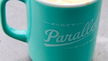 AWESOME THING WE DRANK #670: Late Afternoon Latte At 49th Parallel On West 4th