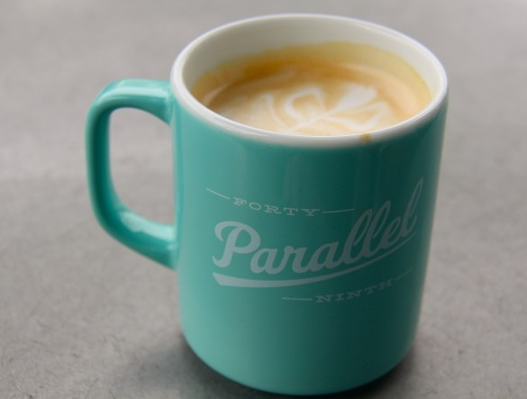 """GOODS   """"49th Parallel"""" Nabs 1st & 2nd At The Western Regional Barista Competition"""