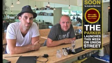 "DINER: Chef Jason Leizert & Steve Da Cruz Set To Open ""The Parker"" On Union Street"