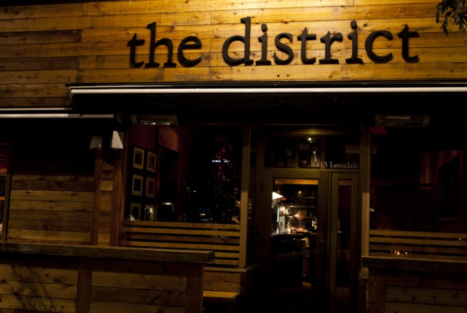 GOODS   The North Shore's District Brasserie Prepares For A New Year's Eve To Remember