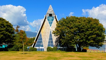DIG IT | On Vancouver's Maritime Museum, A Stunning Icon Of Mid-Century Modernism