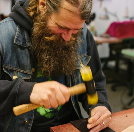 VANCOUVERITES | On Keeping Things Small With Local Leather Craftsman Ken Diamond