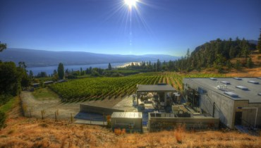 "GOODS | Okanagan Crush Pad Launches First Exclusive Wine For VQA Stores, ""Route 97"""