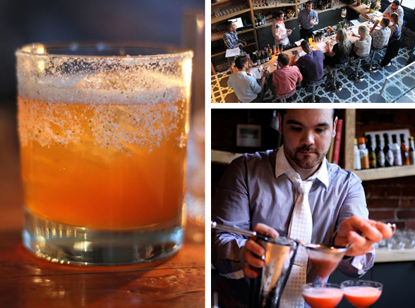 DRINKER | Where I'll Be Talking Drinks (And Slinging 'Em, Too) At Whistler's Cornucopia