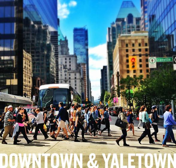 Downtown & Yaletown