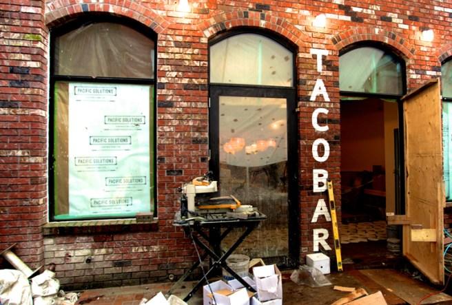 DINER   Gastown Location Of Tacofino Nears Opening Day – We Take A Sneak Peek Inside