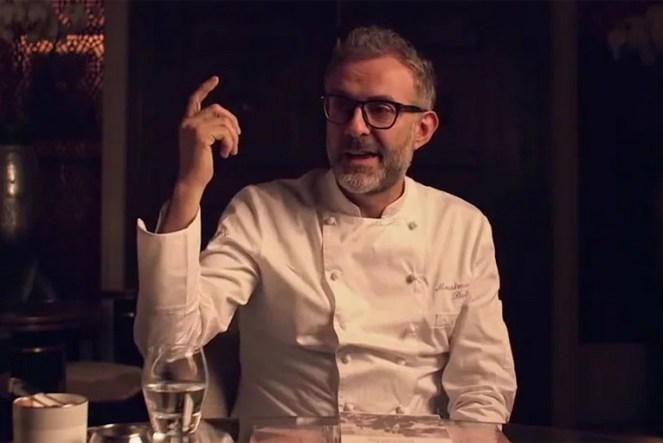 SMOKE BREAK #1133 | Chef Massimo Bottura On The Roles Of Taste, Memory, And Emotion