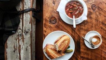 "NEVER HEARD OF IT | Italian Market Cafe ""Gigi Blin"" A Charmer In The Heart Of Marpole"