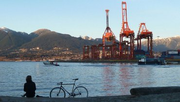 1,000 COOL THINGS ABOUT VANCOUVER | CRAB Park: A Hidden Gem On The Waterfront