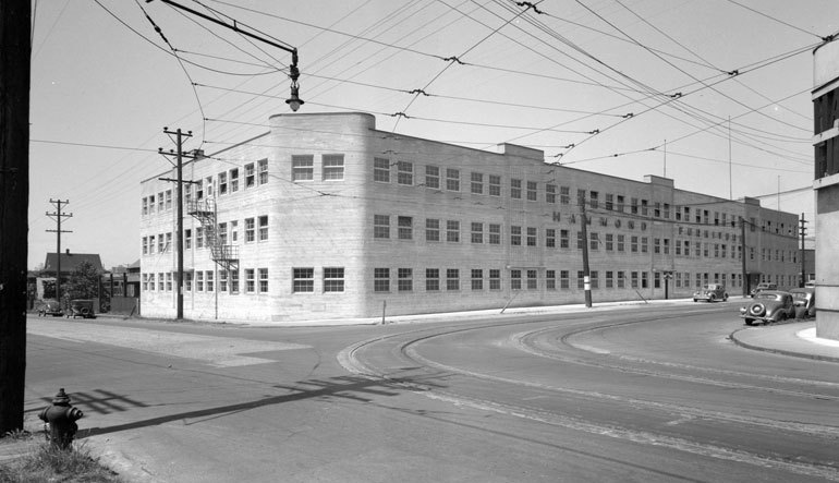 VANCOUVER LEXICON | Russell Foods Building