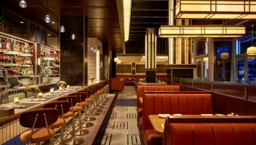 RESTAURANT PORN | This Art-Deco American Brasserie For The Foot Of YVRs Old Sun Tower