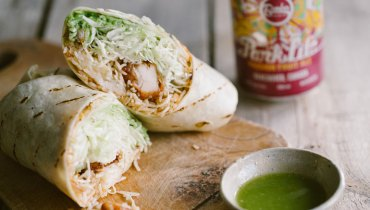 AWESOME THING WE ATE #980 | Goodness Rolled Tight & To Go At Gastown's Burrito Bar