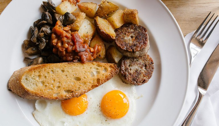 AWESOME THING WE ATE #985 | Brunching It Up At 'Campagnolo Roma' On East Hastings