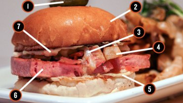 STACKED | Detailing The Deliciously Different Leberkäse Sandwich At 'Bestie' In Chinatown