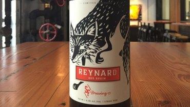 AWESOME THING WE DRANK #712 | Barrel-Aged 'Reynard' Oud Bruin By Strange Fellows
