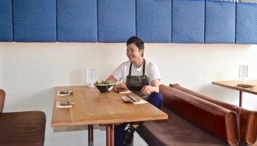 THE NEW BREED   Torafuku Sous Chef Sandy Chen On Chasing Dreams & Clock-Out Beers