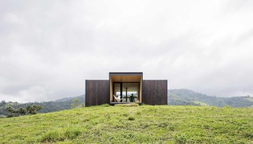 SPACED | This Simple Pre-Fab Cabin In The Brazilian Wilds For A Malahat Drive Bald Spot