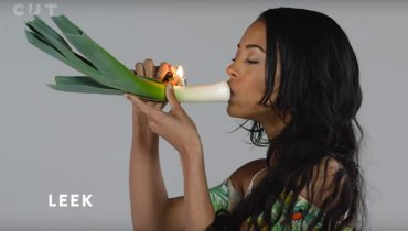 SMOKE BREAK #1202 | Short Film Shows 100 Different Ways To Smoke Weed, Because 4/20