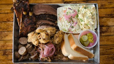 GOODS | New Chef, New Menus & New Hours At East Hastings' Dixie's Authentic Texas BBQ
