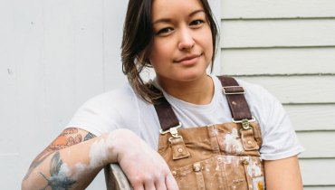 VANCOUVERITES   Local Artist Coral Patola Dishes On Inspiration, Creativity And Process