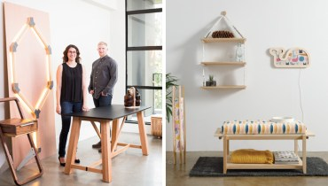 VANCOUVERITES | Five Minutes With Bram & Kaly Of Local Design Studio 'Willow & Stump'