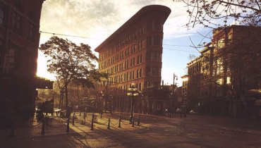 TEA & TWO SLICES | On 86ing Gastown And The Inside Job Of Vancouver's Housing Crisis