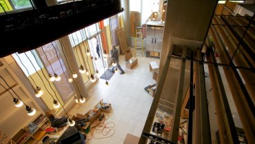 OPENING SOON   A Look Inside The New West Broadway Location Of Pallet Coffee Roasters