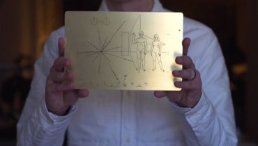 COOL THING WE WANT #502 | Naked Couple Plaque Mankind Sent Into Space In The 1970s
