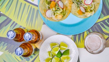 GOODS | 'Lucky Taco' Celebrates Summer With Lunch Service Just Up From Kits Beach