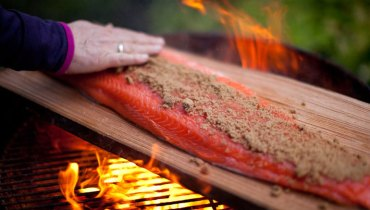 GOODS | Inaugural Wild Salmon Celebration At False Creek Fishermen's Wharf, August 26