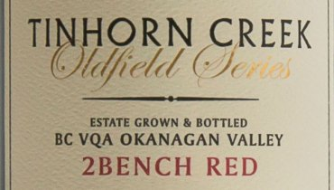 GOODS | Tinhorn Creek 2013 Oldfield Series 2Bench Red Awarded Double Gold, 94 Points
