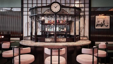 RESTAURANT PORN | Victoria Could Use This Slick London Spin On A 30s Taipei Social Club