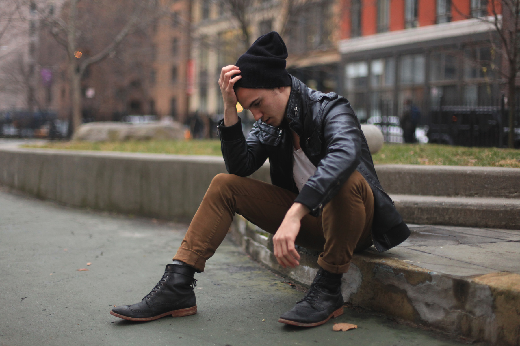 New York Men's Fashion Blog / Scout Sixteen - Justin Livingston