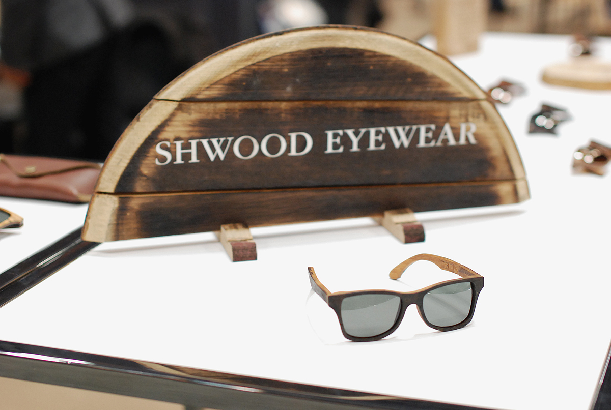 Shwood Eyewear / MRket Show