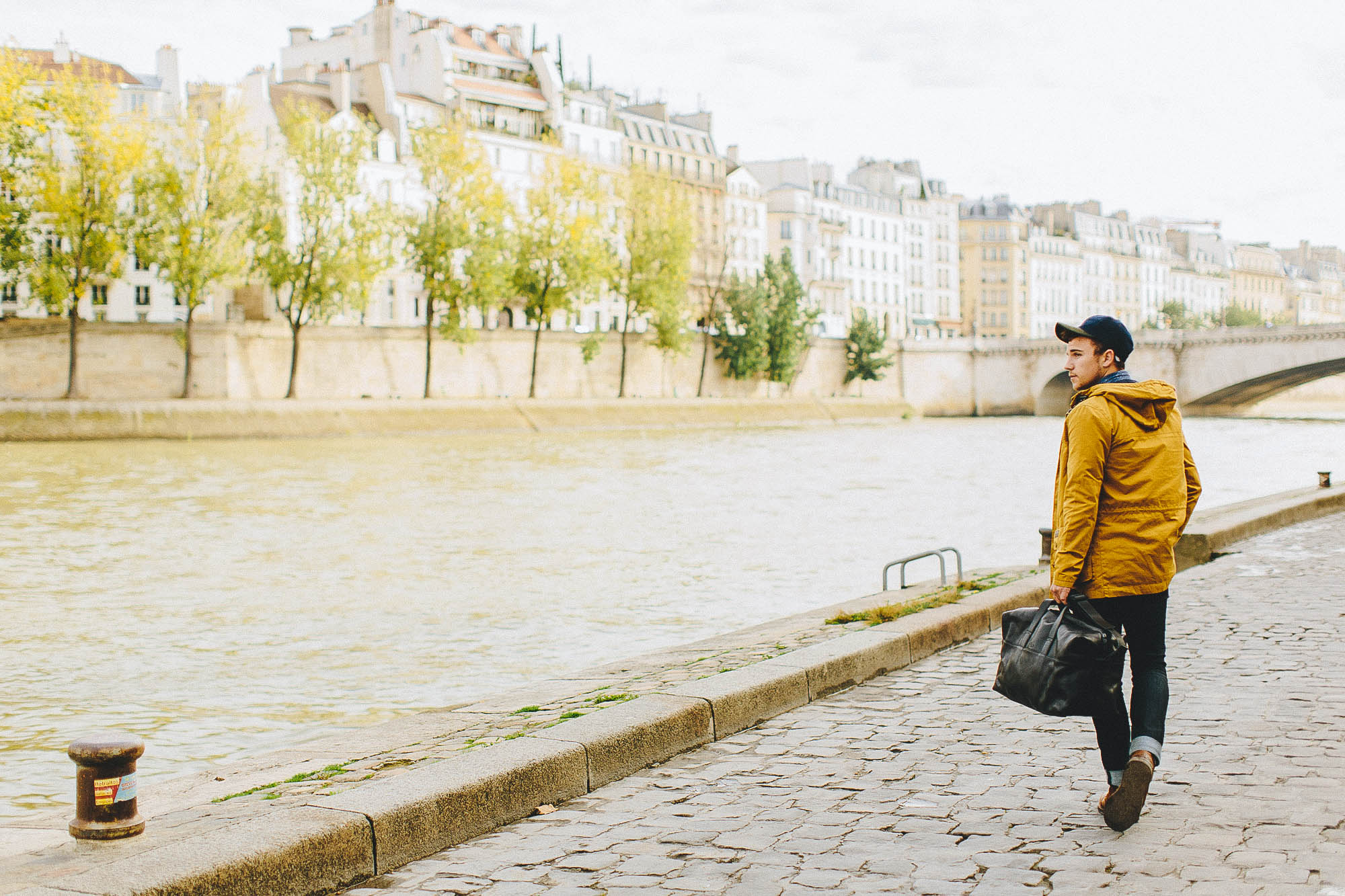 Scout Sixteen - Seine Style