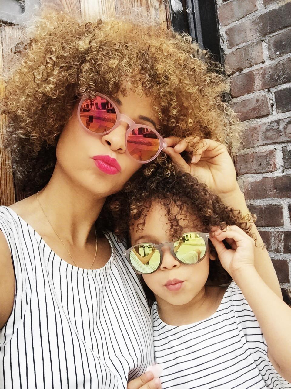 7 sunglasses for mini and me