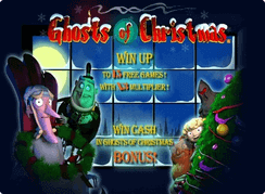 Malaysia Ghosts of Christmas SCR888 SKY888 Slot Game
